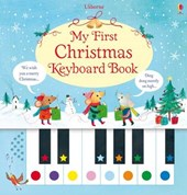 My First Christmas Keyboard Book | Sam Taplin |