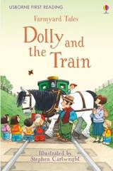 Farmyard Tales Dolly and the Train | Heather Amery |