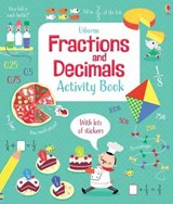 Fractions and Decimals Activity Book | Rosie Hore |