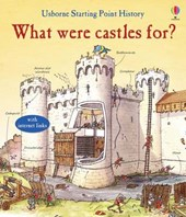 What Were Castles for? | Phil Roxbee Cox |