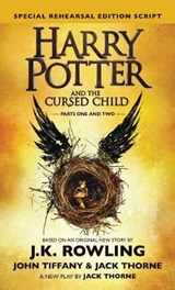 Harry Potter and the Cursed Child | Rowling, J. K. ; Tiffany, John ; Thorne, Jack |
