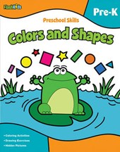 Preschool Skills Colors and Shapes