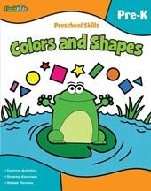 Preschool Skills Colors and Shapes