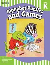 Alphabet Puzzles and Games, PreK-K