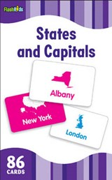 States and Capitals | auteur onbekend |