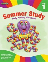 Summer Study Daily Activity Workbook Grade