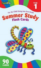 Summer Study Flash Cards, Grade