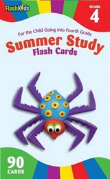 Summer Study Flash Cards Grade | auteur onbekend |