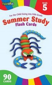 Summer Study Flash Cards Grade