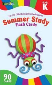 Summer Study Flash Cards Grade K