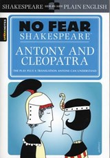 Sparknotes Antony and Cleopatra | William Shakespeare |