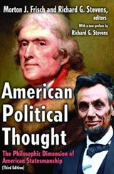 American Political Thought | auteur onbekend |
