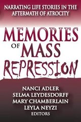 Memories of Mass Repression | auteur onbekend |
