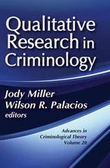 Qualitative Research in Criminology | Jody Miller |