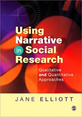 Using Narrative in Social Research | Jane Elliott |