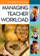 Managing Teacher Workload | Sara Bubb |