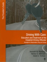 Driving with Care | Kenneth W. Wanberg |