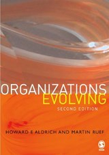 Organizations Evolving | Howard E Aldrich |