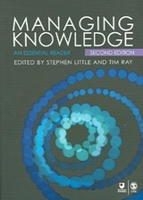 Managing Knowledge | Stephen Little |