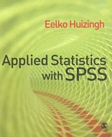 Applied Statistics with SPSS | Eelko Huizingh |