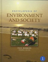 Encyclopedia of Environment and Society | auteur onbekend |