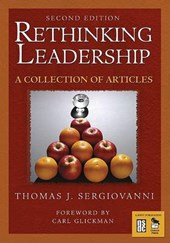 Rethinking Leadership | Thomas J. Sergiovanni |