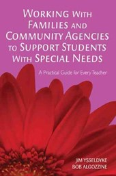 Working With Families And Community Agencies to Support Students With Special Needs