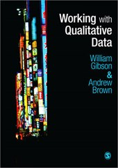 Working with Qualitative Data | William Gibson |