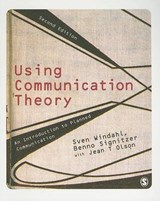 Using Communication Theory | Sven Windahl |
