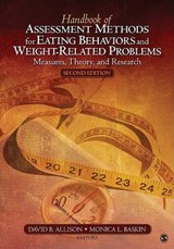 Handbook of Assessment Methods for Eating Behaviors and Weight-Related Problems |  |