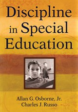 Discipline in Special Education | Osborne, Allan G., Jr. ; Russo, Charles J. |