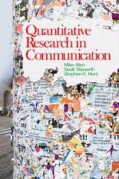 Quantitative Research in Communication