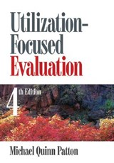Utilization-Focused Evaluation | Michael Quinn Patton |