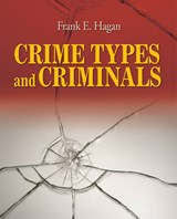Crime Types and Criminals | Frank E. Hagan |