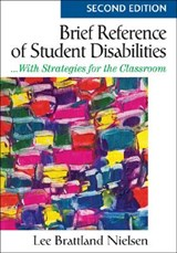 Brief Reference of Student Disabilities | Lee Brattland Nielsen |