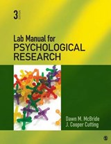 Lab Manual for Psychological Research | Dawn M. Mcbride |