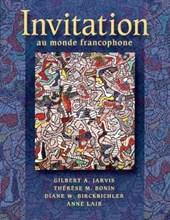 Invitation au monde francophone (with Audio CD)