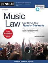 Music Law | Richard Stim |