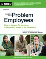Dealing With Problem Employees | Delpo, Amy ; Guerin, Lisa |