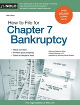 How to File for Chapter 7 Bankruptcy | Stephen ; Renauer Albin Elias |