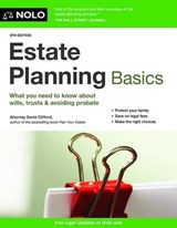 Estate Planning Basics | Denis Clifford |