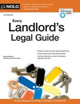 Every Landlord's Legal Guide | Stewart, Marcia ; Portman, Janet |