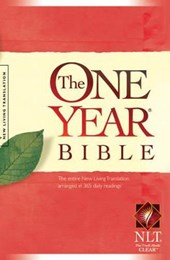 The One Year Bible | Tyndale House Publishers |