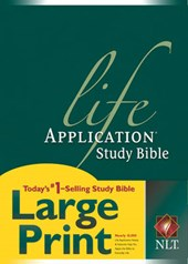 Life Application Study Bible-NLT-Large Print |  |