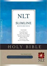 Slimline Reference Bible-NLT |  |