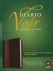 Biblia de Estudio del Diario Vivir-Ntv