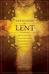 Devotions for Lent | auteur onbekend |