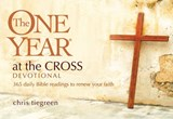 The One Year at the Cross Devotional | Chris Tiegreen |
