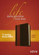 Life Application Study Bible-NIV-Personal Size | auteur onbekend |
