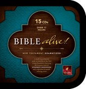 Bible Alive! New Testament-NLT